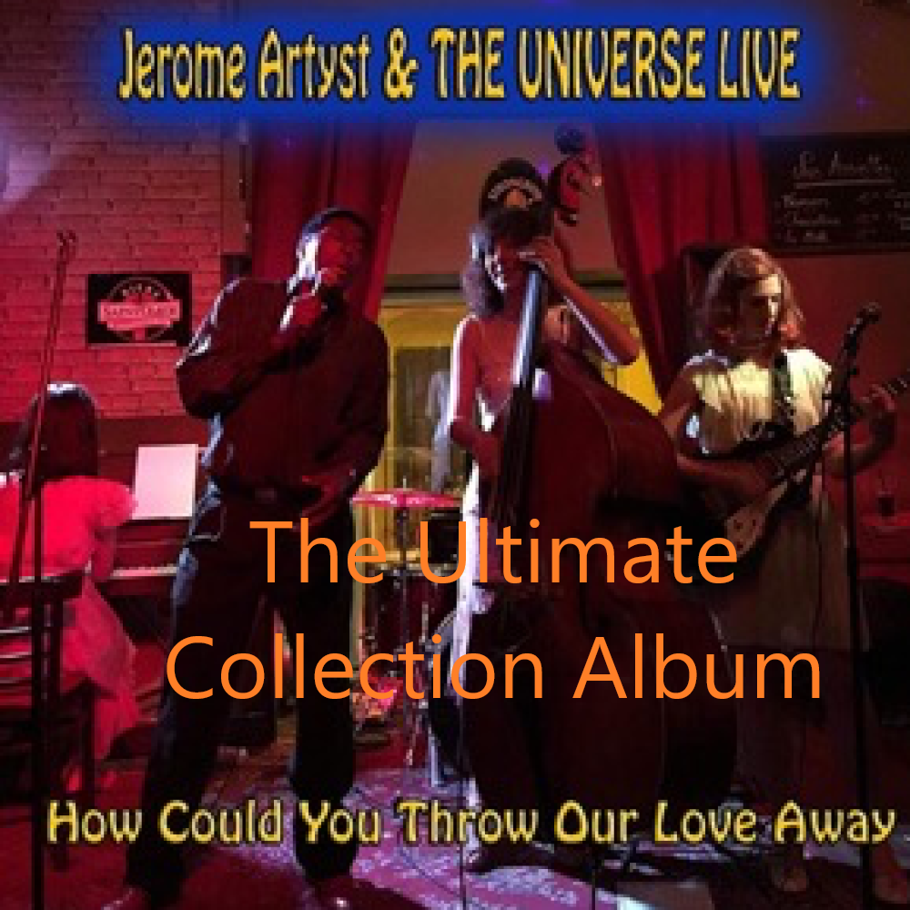 Melding Funk with Soul and R&B Music: Presenting to the World Jerome Artyst Music